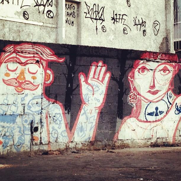#streetartrio #vejario