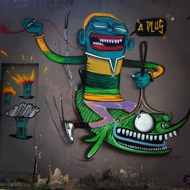 #urbanart #riodejaneiro #grajau #brasil #grafitti #art