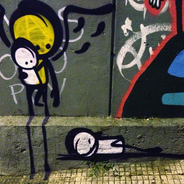 #vejario #streetartrio
