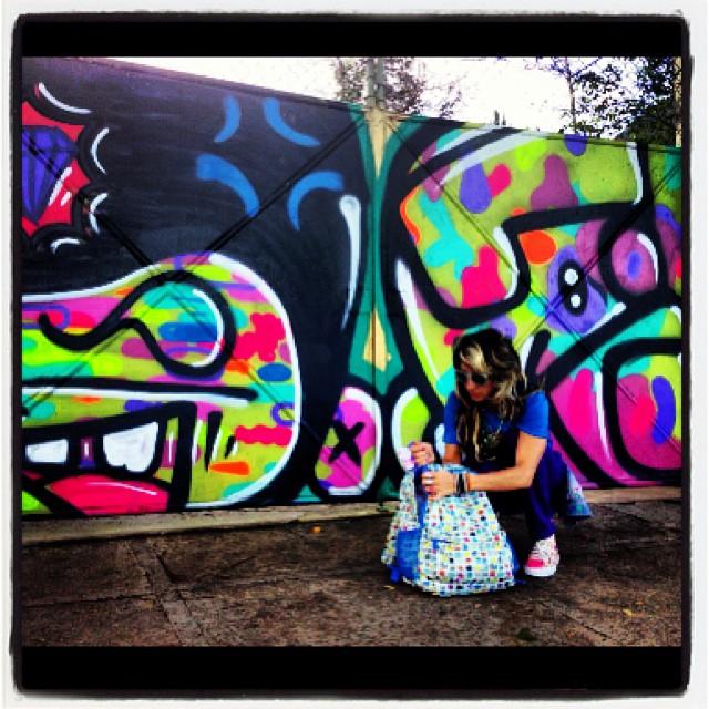@marygirlstyle #djonereal #sockppxi #graffiti #streetartrio #lagoa