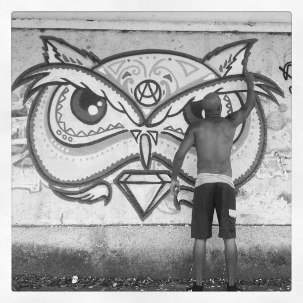 Ação #nobã #artistasurbanoscrew #instagraffiti #graffitirj #graffitiart #meusrolés #penharj