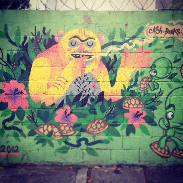 Afonso Pena - 2012 #carvas #streetartrio