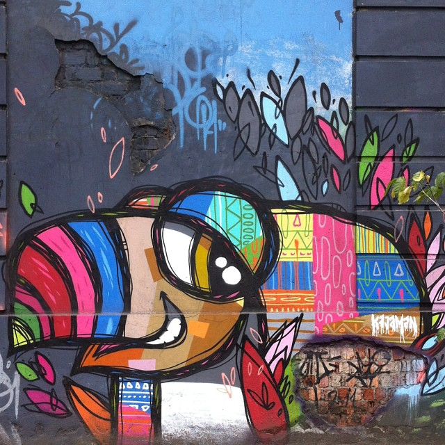 Alguém sabe de quem é?! #StreetArtRio #GraffRio #RJStreetArt #RJGraffiti #GraffitiRio #GraffitiCarioca