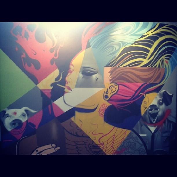 Art core #afa #graffitirj #artcore #graffiti #art #urbanart #streetartrio