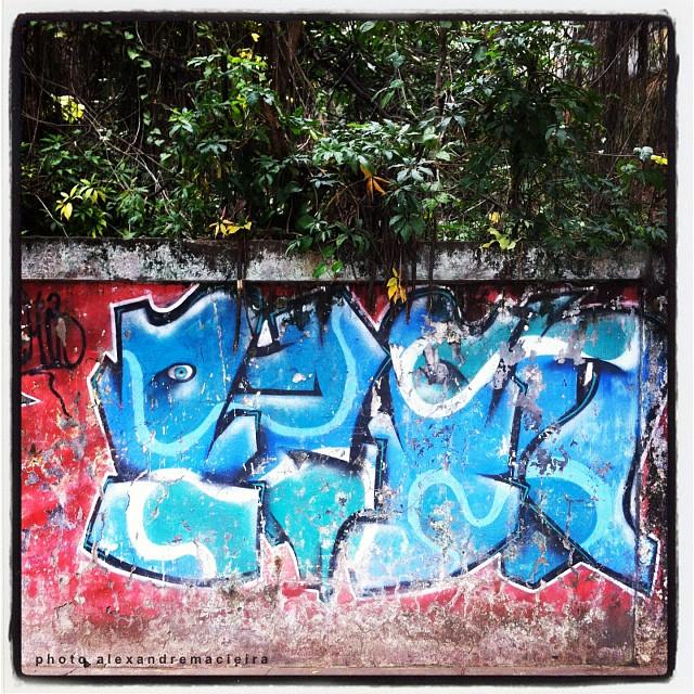 Arte de Rua na Rua das Laranjeiras - Rio de Janeiro. | Photo: Alexandre Macieira