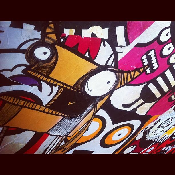 Grande @rafocastro #streetart #artecore #streetartrio