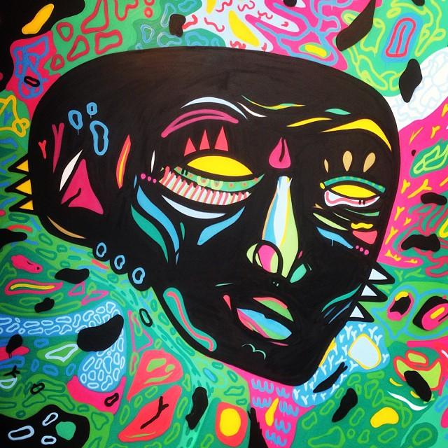 #LeoUzai #artecore #artederua #arteurbana #streetartrio #grafite #mam #urbanart
