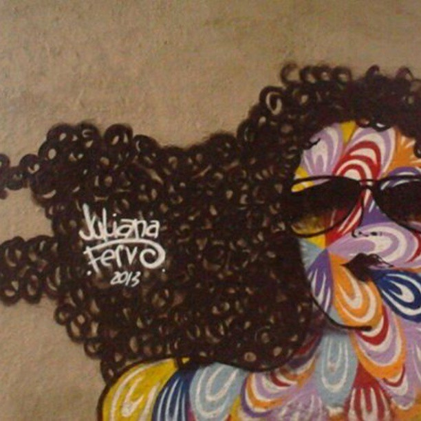 Minha Flor. Minha segunda pele. #streetartrio #streetart #arterio #rio #riodejaneiro #sp #saopaulo #grafiteiras #graffitreiros #graffiti #leopoldina #arte
