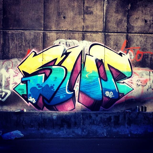 Sessão da tarde. #streetartrio @lepeq1 @tonsnc