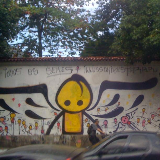 #Streetartrio #riodejaneiro #zonasul #artedasruas