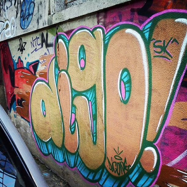 Todo dia é dia #streetartrio