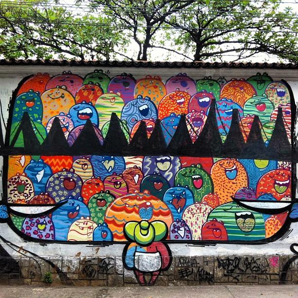 Work by #Toz | Jd. Botânico - Rio de Janeiro