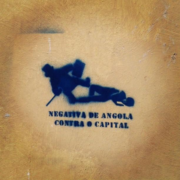 #capoeira #streetartrio #paranaue #lapa