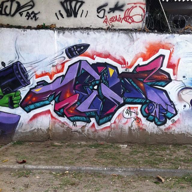 foto de @ArteRuaRio & arte de rua de @marceloment | #ArteRuaRio #marceloment #ment