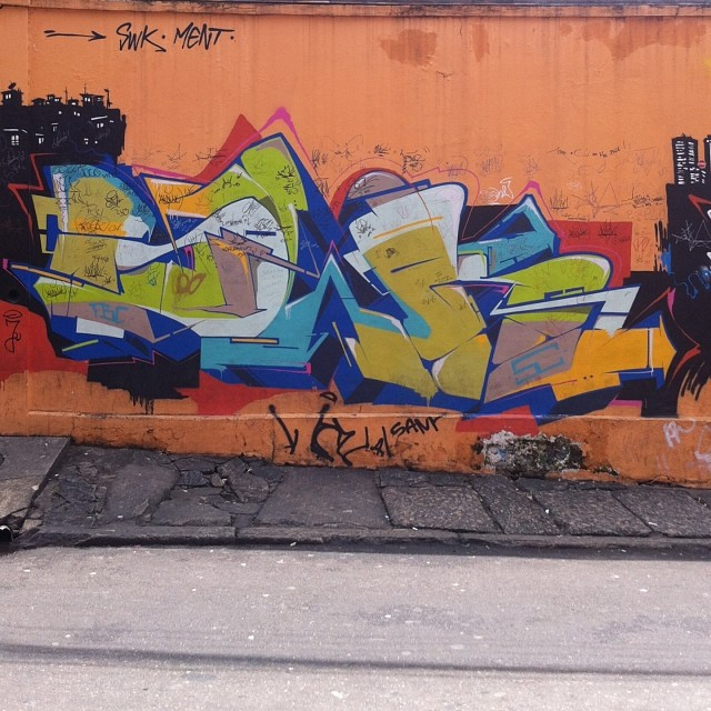 foto de @ArteRuaRio & arte de rua de @marcioswk   #ArteRuaRio