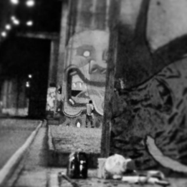 #kovokcrew #graffiti #rua #vistafunky #streetartrio