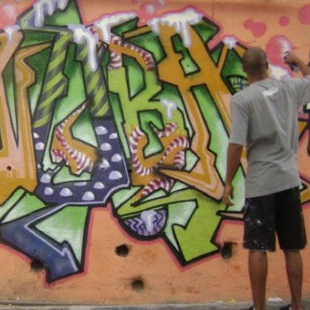 #nobã #artistasurbanoscrew #streetartrio #instagraffiti #graffitirj #wildstyle #graffitiart #letters #letras #cores #action #graffitibrasil #penharj #meusrolés