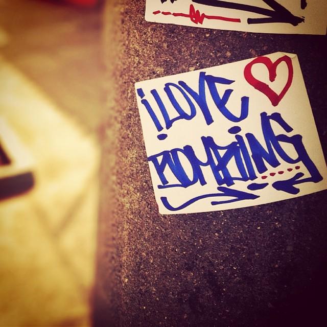 #ogro #rjstickers #brasilstickers #streetartrio #ilovemakers #ilovestickers #graffrio #urbanart #artederua #arteurbana #rjstreetart #ilovebombing #welovebombing #rua