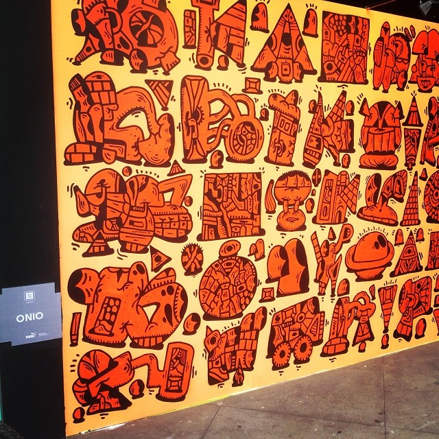 #onio #artecore #artederua #arteurbana #grafite #streetartrio #urbanart #mam