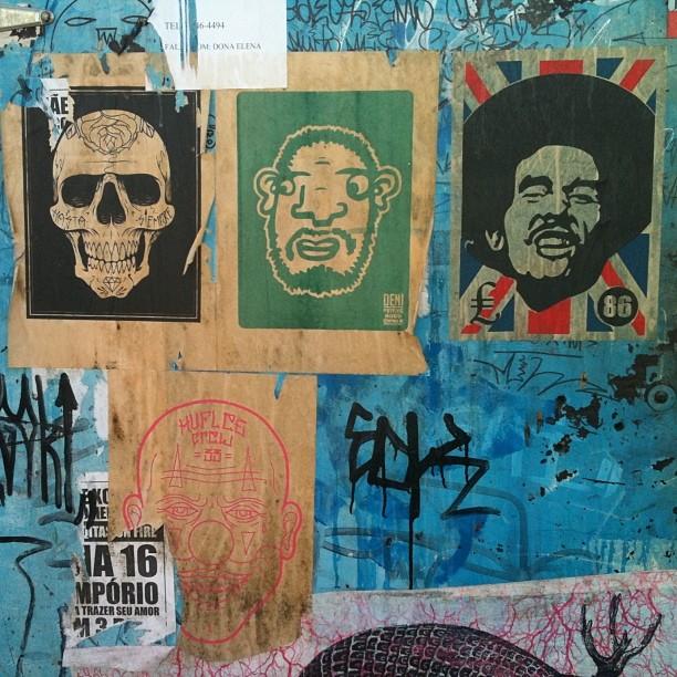 #streetartrio 86, Huflez Crew