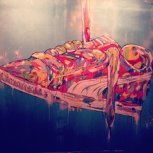 #streetartrio #kajaman
