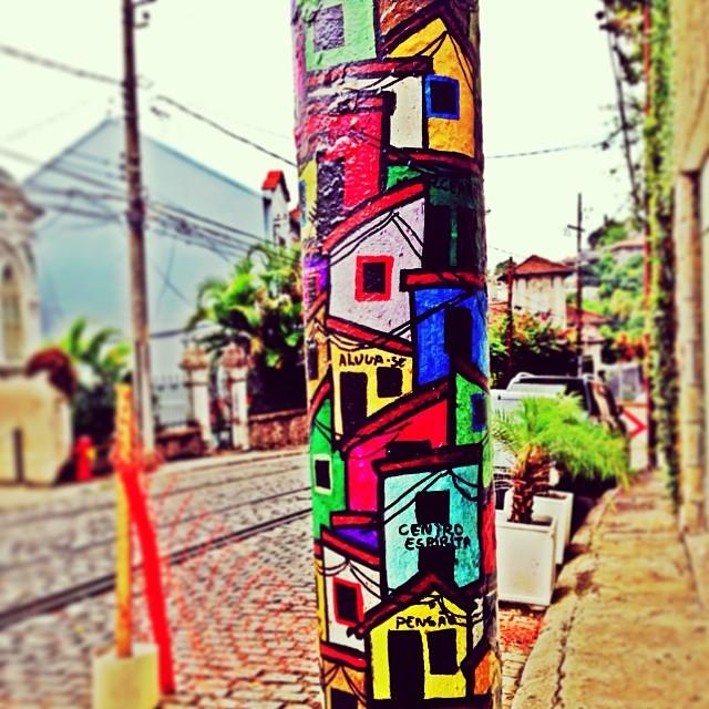 About last weekend... #santateresa #somuchlove #streetartrio
