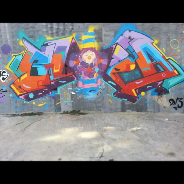 Blopa  Spam (Close) - Era Circus #EraCircus #Graffiti #GraffitiRJ #GraffitiBrasil #GraffitiArt #Street #StreetArtRio #StreetArt #spray #Rua #Rap #RJ #HipHop #Humildade #RioDeJaneiro #FreeHand #LoveLetters #art #Amor #FreeStyle #Blopa #Letters #Life #color #Canvas #carioca #Instagraffiti #SprayArt #HipHop #WePostUrGraff