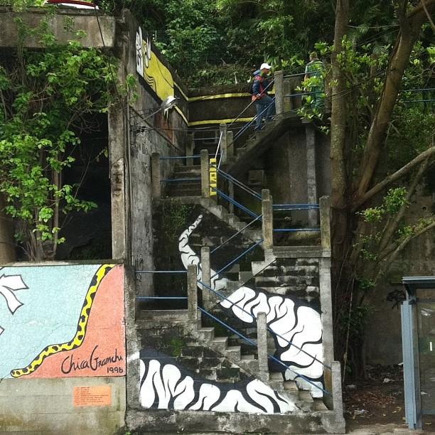 Bom dia! @igorsrcnunes #graffiti #streetart #streetartrio