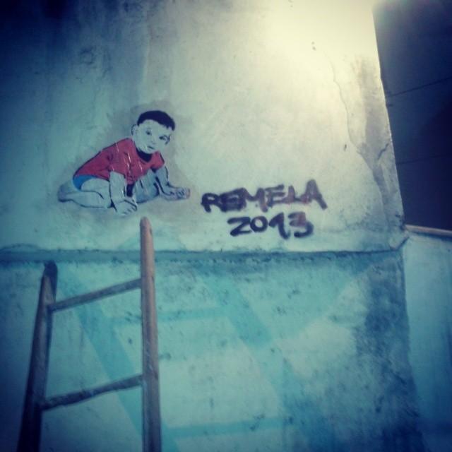 Cerro Corá. #streetartrio #streetart #stencilart #sticker