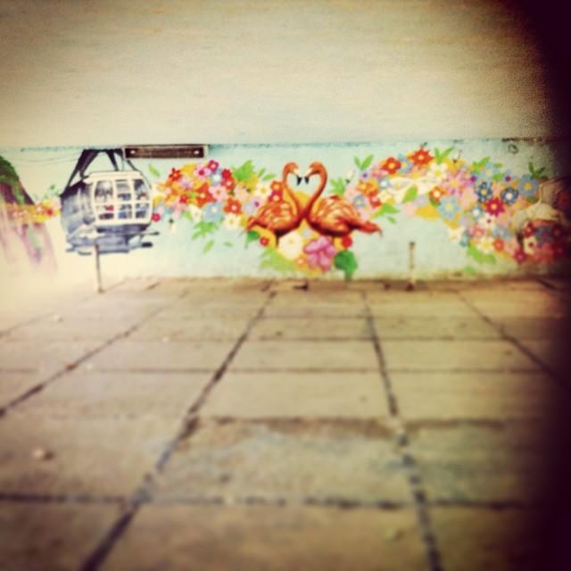 Debaixo da terra #aterro #flamengo #arteurbana #arte #art #streetart #streetartrio #rio #rioetc #rj #errejota #riodejaneiro #tonoadorofarm #comosercarioca #umolharcarioca