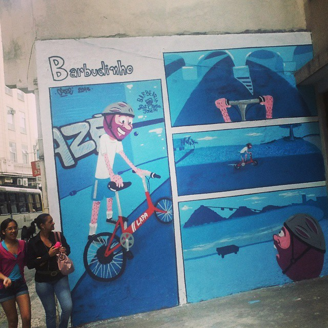 Depois... #streetartrio #graffiti #caze