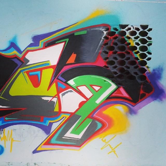 Detail - Check my work in www.facebook.com/blopart #Graffiti #GraffitiRJ #GraffitiBrasil #GraffitiArt #Street #StreetArtRio #StreetArt #spray #Rua #Rap #RJ #HipHop #Humildade #RioDeJaneiro #FreeHand #LoveLetters #art #Amor #FreeStyle #Blopa #Letters #Life #color #Canvas #carioca #Instagraffiti #SprayArt #HipHop #Rap #RioDeJaneiro #Rua #RJ