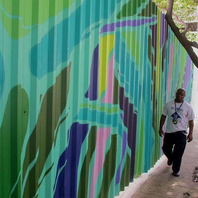 Painel finalizado, valeu Big e Carol pelo convite! #semanadearteculturadoinca #_ncl #nicolaumello #streetartrio