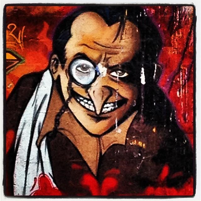 Pingüim! #artelivre #murosdorio #grafite #graffrio
