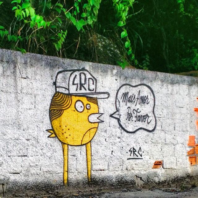 Prfvr! #vscocam #vsco #vscobrasil #streetart #copacabana #riodejaneiro #rj #brasil #brazil #maisamor #porfavor #existeamornoriodejaneiro