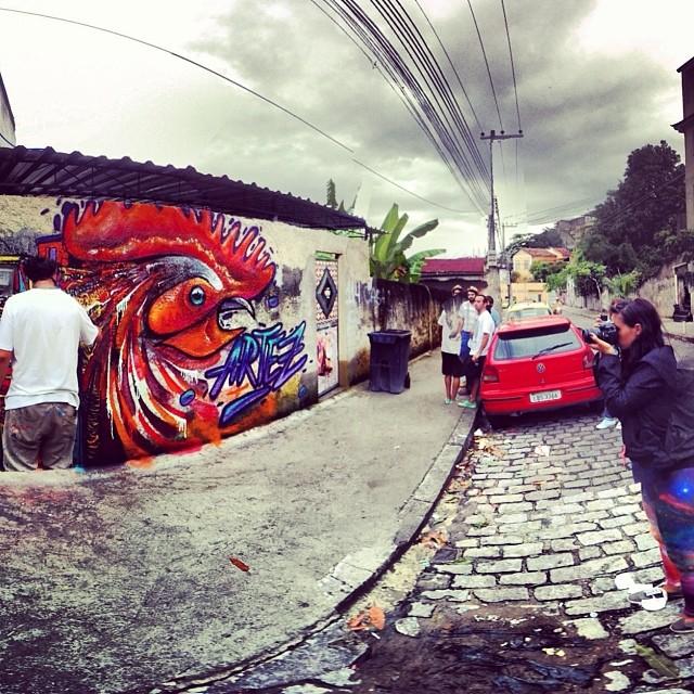 Rio de Janeiro, Brazil - 2013.