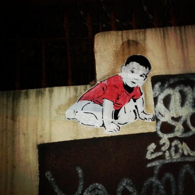 Rua Felizberto Menezes. Praça da Bandeira. #streetartrio #streetart #sticker #stencilart