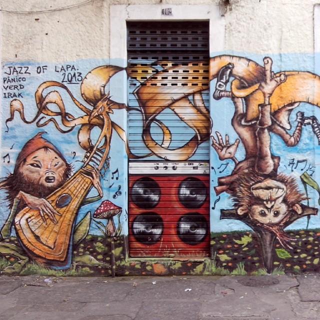 #StreetArtRio #lapa