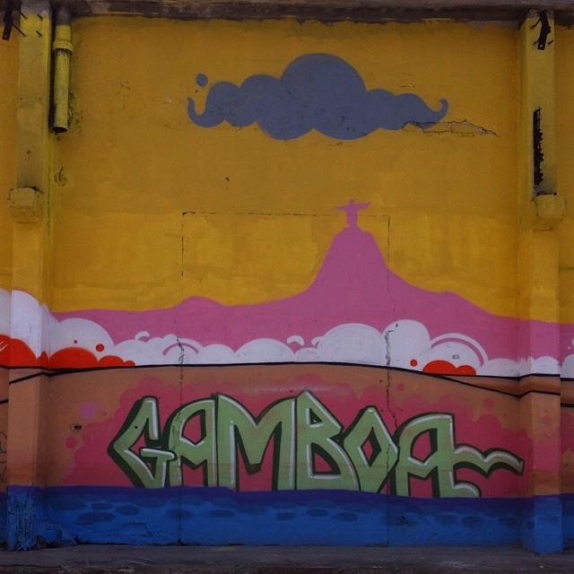 foto de @ArteRuaRio & arte de rua de @acmedv | #ArteRuaRio #acme #acmedv