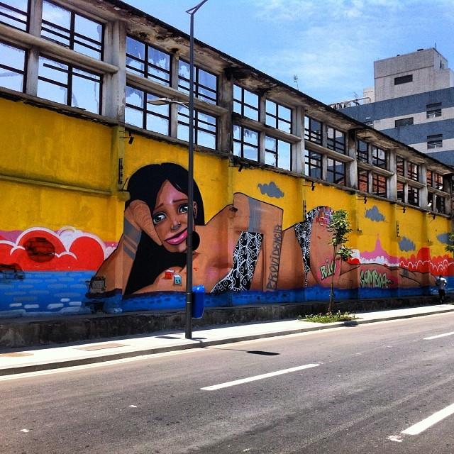 foto de @ArteRuaRio & arte de rua de @acmedv   #ArteRuaRio #acme #acmedv