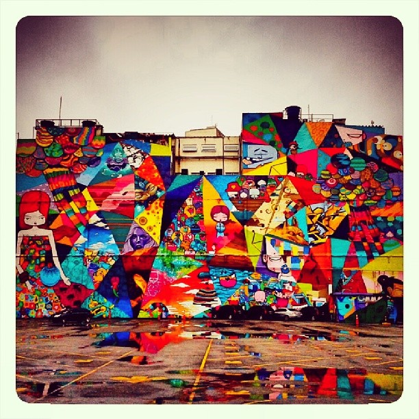 #painel #streetarteverywhrere #street_art #arteurbana #streetartrio #pracamaua #centro #downtown #riodejaneiro