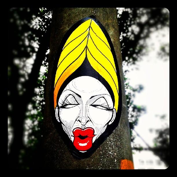 #streetarteverywhrere #stickers #colagem #arteurbana #intervenção #poste #poster #tijuca #largodasegundafeira #riodejaneiro