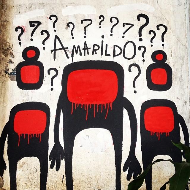 ? #streetartrio #arteruario