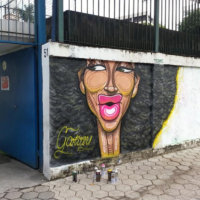 #streetartrio #facha