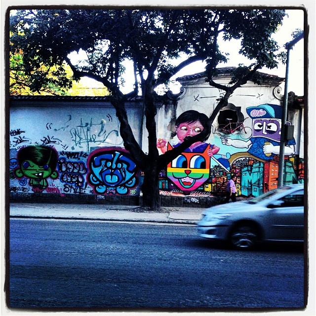 #streetartrio #sockppxi #djonereal @chivitz @marceloment