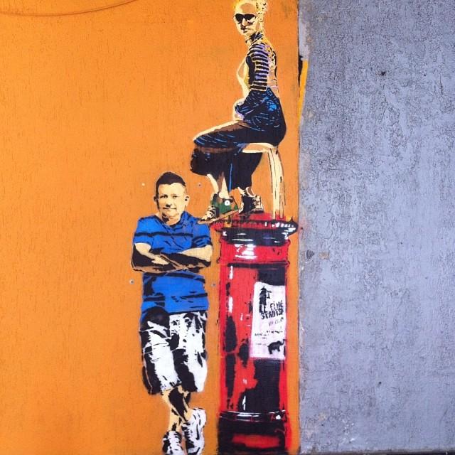 #streetartrio #streetart #art #graffiti #rioeuteamo #urbanart #mural #copacabana #rio #brazil