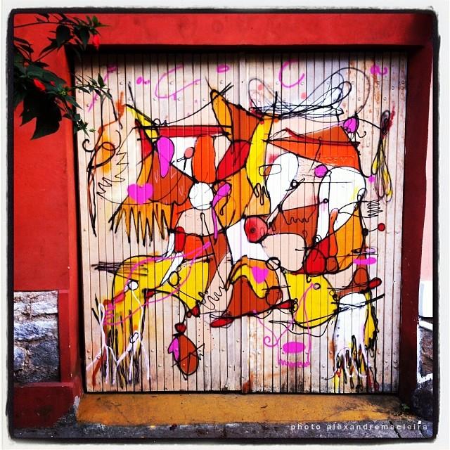 Arte de Rua no Baixo Gávea - Rio de Janeiro. | Photo: Alexandre Macieira |  Conheça o @ArteRuaRio #ArteRuaRio | #RioDeJaneiro #photo #Macieira