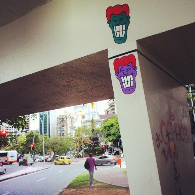 #CidadeCinza !? Lagoa, Rio de Janeiro #angatu #angatu's #angatuinrio #artederua #streetart #streetview #rsa_graffiti #streetartrio #graffitilovers #keepwalkinginrio #colors #colores #helldejaneiro #errejota #riodejaneiro #rioeuteamo #greatview #greatshot #colorface #hiran #rafaelhiran #lagoa