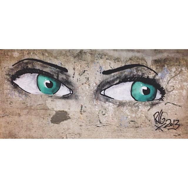 Detalhe #streetartrio #instagrafite