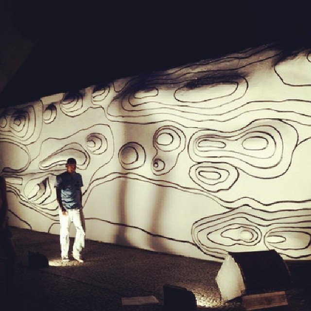 Linda foto de Nara Reis. #gigantedorio #arte #art #streetartrio